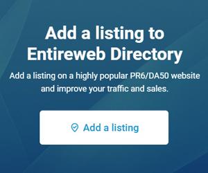 Entireweb Directory Banner