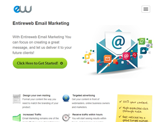 Entireweb Solo-mailing